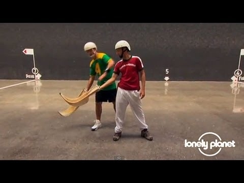 How to play Basque pelota – Lonely Planet travel video