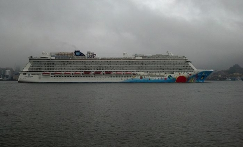 Norwegian Cruise Line Ship Delayed Due to Winter Storm Grayson