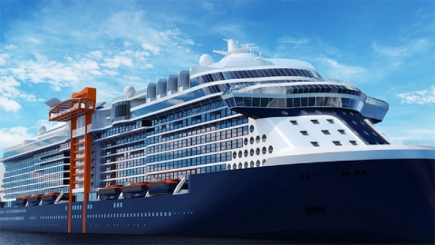 Celebrity Edge Cruise Ship Will Debut Earlier Than Expected