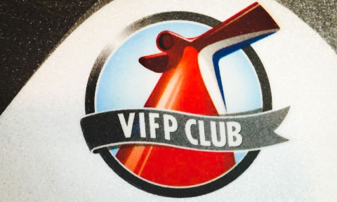 New Carnival Cruise Line VIFP Blanket and Pillow Bag Gift is Coming