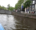Amsterdam Canal Boat Cruise Tour Part 3 (4k)