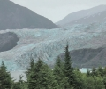 ALASKA'S INSIDE PASSAGE (Part 2/6) – MENDENHALL GLACIER and NUGGET FALLS, JUNEAU