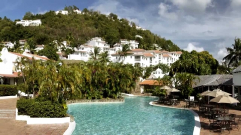 Windjammer Landing in St Lucia Provides an Unparalleled Caribbean Experience.