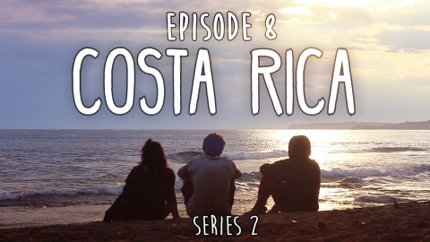 HOW TO TRAVEL CENTRAL AMERICA ON $1000 – Ep8 – COSTA RICA