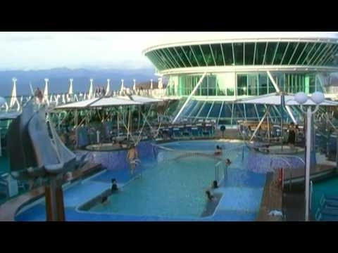 Rhapsody of the Seas Video Ship Tour and Cruise New Calendonia