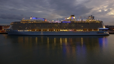 Man Goes Overboard Royal Caribbean Cruise Ship, Search Called Off
