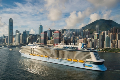 Royal Caribbean's Quantum of the Seas to be Based in Singapore