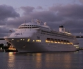 Search Underway for Woman Overboard P&O Cruise Ship