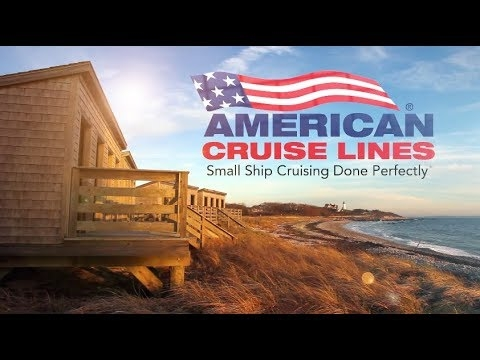Grand New England with American Cruise Lines-TV Commercial :60