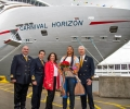 Carnival Horizon Has Been Officially Named in New York
