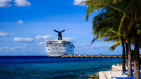 Search Underway for Missing Carnival Cruise Line Passenger