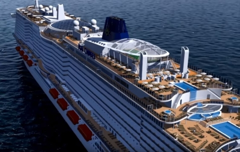 Harding Extends Retail Contracts With Two Cruise Lines