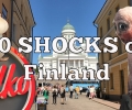 Visit Finland – 10 Things That Will SHOCK You About Finland