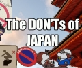 Visit Japan – The Don'ts of Visiting Japan
