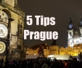 Visit Prague – 5 Tips to Get the Most Out of Visiting Prague