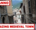ABRUZZO ITALY | ANCIENT TOWN OF SCANNO and OLDEST ITALIAN GRANDMA