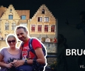 In Bruges. Drone, chocolate, lace and beer vlogging in Belgium.