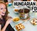 Hungarian Food COOKING LESSON! – Budapest, Hungary (Americans Try Hungarian Food)