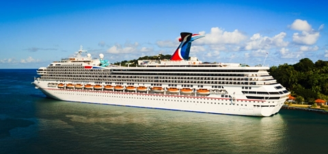 Carnival Cruise Ship to Sail a Transatlantic Cruise Before and After Dry Dock