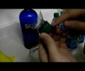 How to put liquor in sealed water bottles for cruises and sporting events