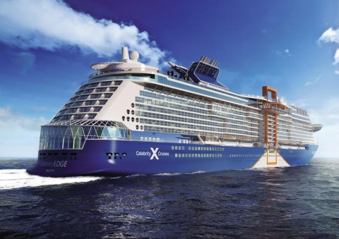 Celebrity Cruises Orders Another Edge-Class Cruise Ship