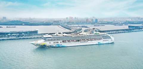 Dream Cruises Welcomes Third Ship to the Fleet