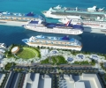 More Renderings of the Future Nassau Cruise Port