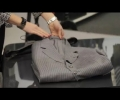 How to Fold a Blazer for a Suitcase : Packing Tips for Travel
