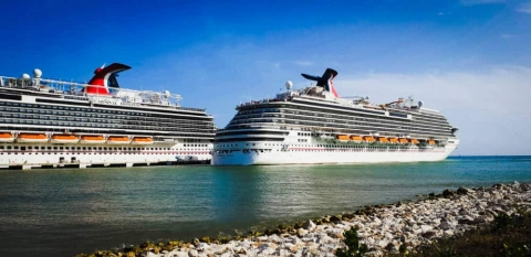 Two Carnival Cruise Line Ships to Begin New Short Sailings