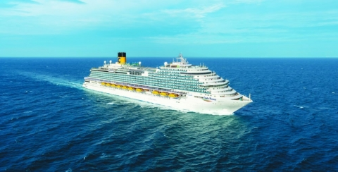 Cruise Line Reveals Name of New Ship Coming in 2020