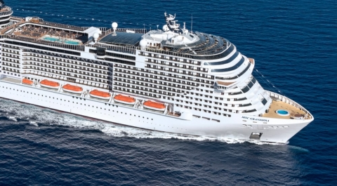 Six Months Until the Largest New Cruise Ship of 2019