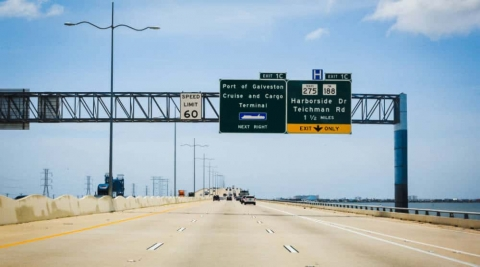 How to Travel from Houston to Galveston Cruise Port