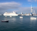 Cruise video from Portsmouth International Port