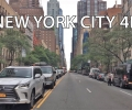 Billionaire's Row 4K – New York City Drive