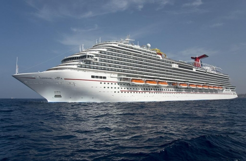 Second Carnival Cruise Ship Sailing Affected Due to Speed Issue