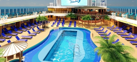 Dining Venues Unveiled for Carnival's Mardi Gras Cruise Ship