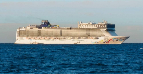 Passenger Missing After Going Overboard Norwegian Cruise Ship