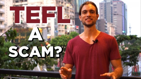 Are TEFL Certifications A Scam? Which Course SHOULD You Take?