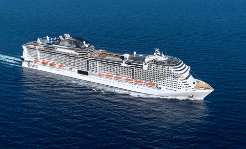 Anticipation Grows for New MSC Mega Cruise Ship