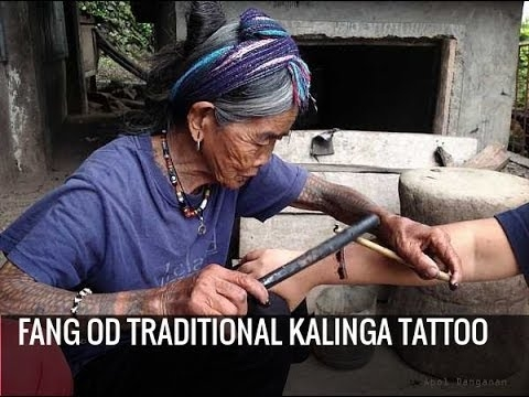 Traditional Tattoos: Fang Od (Whang Od) and Kalinga Tattooing in the Philippines