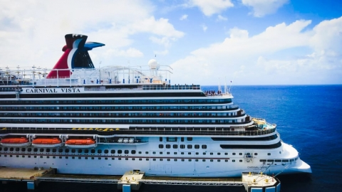 Carnival Cruise Ship Feature Remains Closed Until Further Notice