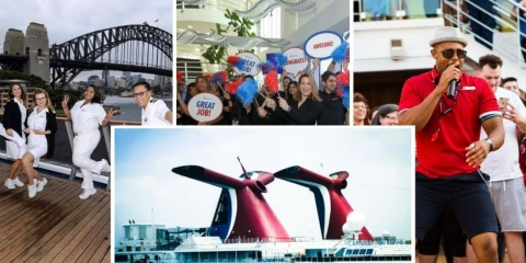 Carnival Cruise Line Certified as a Great Place to Work