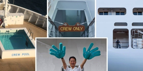 What Working on a Cruise Ship is Really Like