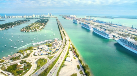 PortMiami is Back Open As Hurricane Dorian Moves North