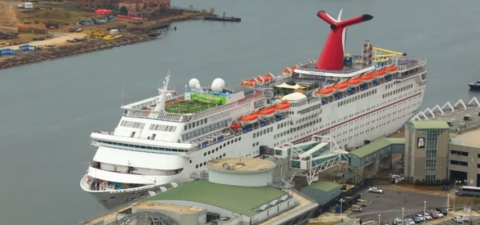Carnival Cruise Line to Continue Sailings from Mobile, Alabama