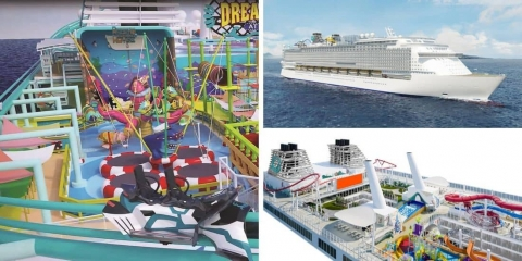Longest Cruise Ship Roller Coaster in the World Revealed