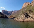 BLYDE RIVER CANYON   Boat Cruise (Blyde river dam)