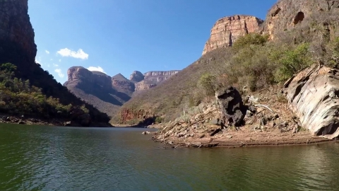 BLYDE RIVER CANYON | Boat Cruise (Blyde river dam)