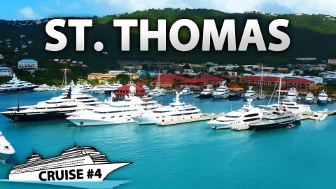 Yachts And Jewelry At The US Virgin Islands!