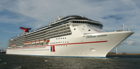 Carnival Cruise Ship to be Based from Baltimore After European Season